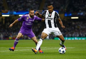 Chelsea have been handed a boost after transfer target Alex Sandro admitted he would like to test himself in the Premier League.