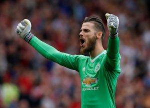 Manchester United plan to take up their 12-month option on David de Gea before the busy Christmas period, according to senior insiders.