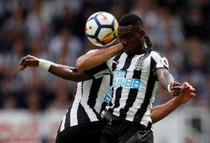The atmosphere within the Newcastle squad has changed markedly following their two recent wins, according to Christian Atsu.