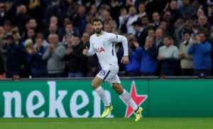 Tottenham striker Fernando Llorente could be offered the chance to stay in England with Championship outfit Leeds United.