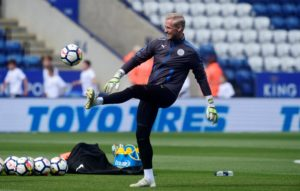 Kasper Schmeichel has reacted to the news that VAR could be used in the Premier League next term, saying he is 'not completely convinced'.