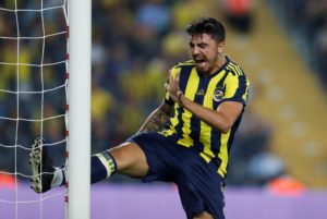 Reports in the Turkish media claim Crystal Palace have joined Fulham in scouting Fenerbahce midfielder Ozan Tufan.