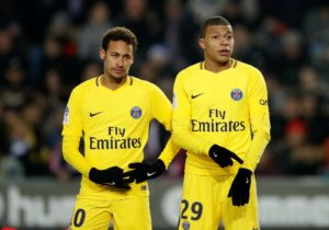 Thomas Meunier says Paris Saint-Germain will cope without Neymar and Kylian Mbappe against Liverpool if they have to.