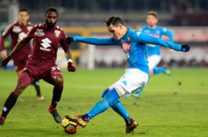 Napoli star Jose Callejon insists he isn't suffering from any kind of dip in confidence despite his struggles for goals this season.