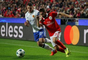 Everton are reported to be in the hunt to sign Benfica star Andrija Zivkovic, who is keen to make the switch to Merseyside.