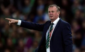 Northern Ireland will attempt to pick up their first points of the Nations League when they welcome Austria to Windsor Park on Sunday.