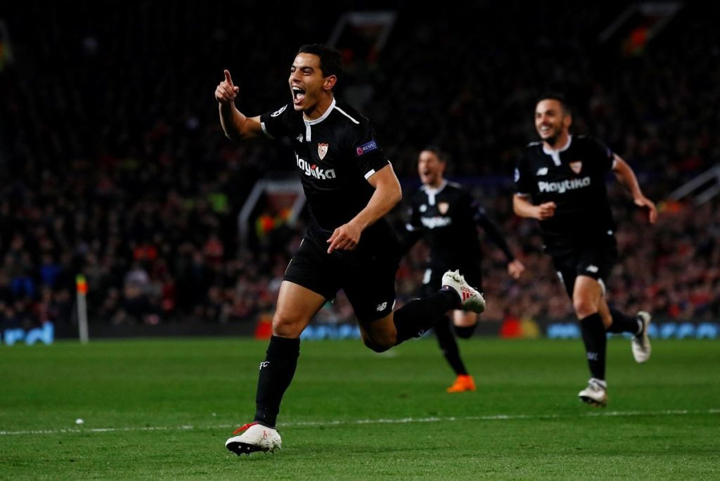 Sevilla striker Wissam Ben Yedder says he can get even better and he's keen to continue on his impressive journey at the club.
