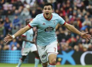 Celta Vigo striker Maxi Gomez is reported to be a top transfer target for Tottenham in the January transfer window.