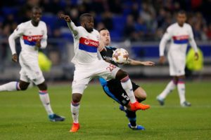 Former Lyon star Vikash Dhorasoo expects Tanguy Ndombele to join a foreign club if he departs the Groupama Stadium.