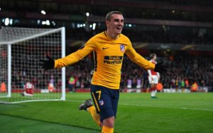 Antoine Griezmann says he feels Atletico Madrid are still the team for him after again choosing to stay last summer.