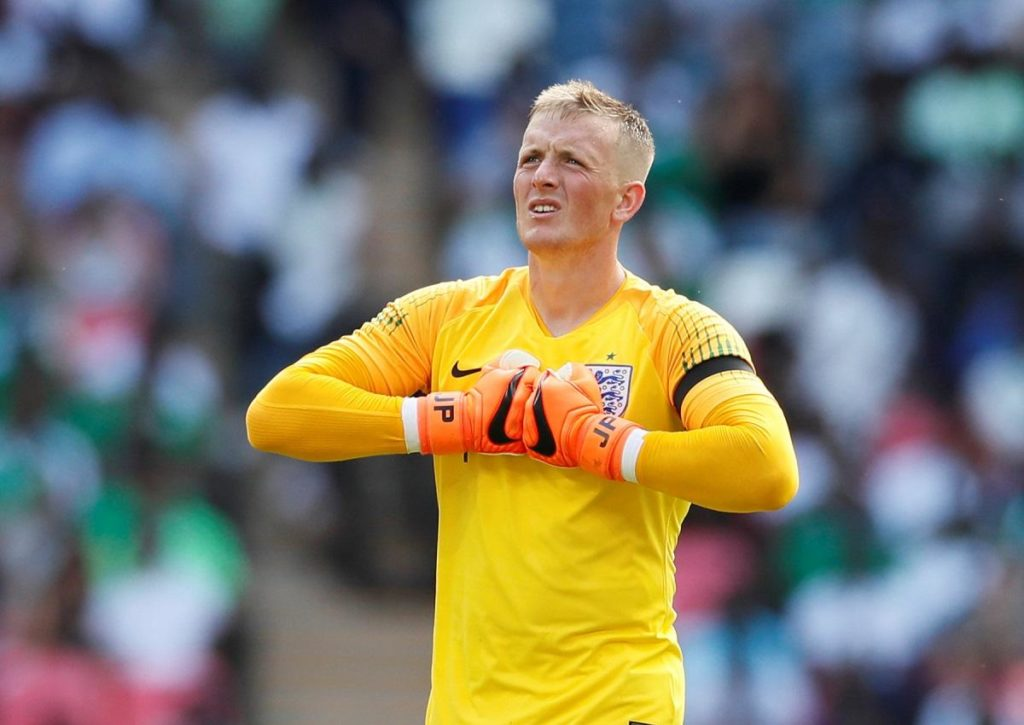Goalkeeper Jordan Pickford is confident England can beat Croatia in Sunday's crucial UEFA Nations League clash at Wembley.