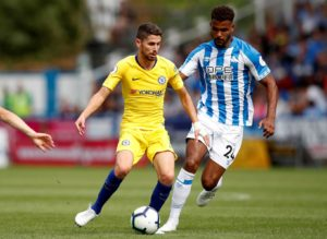 Huddersfield Town striker Steve Mounie scored his first goal in over six months during African Cup of Nations qualifying on Saturday.