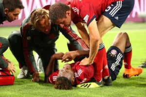 Bayern Munich have been boosted by the news Kingsley Coman has returned to training as he closes in on full fitness.