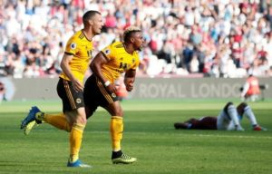 Adama Traore says it's only a matter of time before he and the rest of Wolves' forwards start taking more of the chances they create.