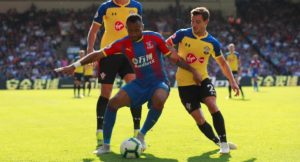 Jordan Ayew says hard work will be the key to his chances of finding his form at Crystal Palace.