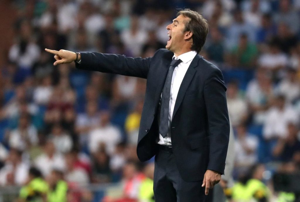 Reports linking former Spain and Real Madrid manager Julen Lopetegui with the vacant Mexican national team job have been played down.