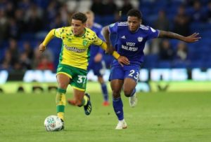 Boton are among the Championship clubs chaisng a move for Cardiff midfielder Kadeem Harris in the January window.