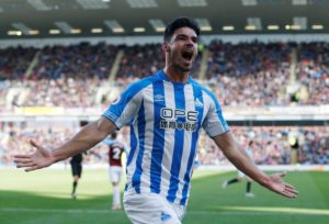 Christopher Schindler claims he is hoping to make many more appearances for Huddersfield after his 100th outing in the West Ham draw.