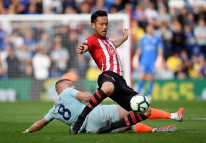 Maya Yoshida admits Southampton simply have not been good enough this season and the threat of another relegation fight haunts him.