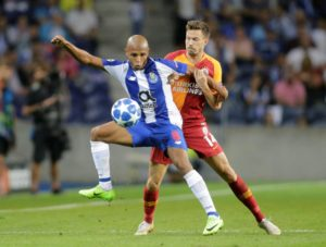 Everton have been linked with a move for Porto winger Yacine Brahimi, who is out of contract at the end of the season.
