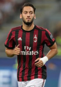 RB Leipzig have been monitoring Hakan Calhanoglu's situation at AC Milan ahead of making a move in January.