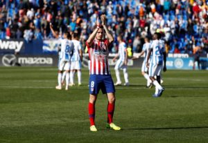 Atletico Madrid midfielder Saul Niguez has urged the squad to show more ambition after Saturday's draw with Leganes.