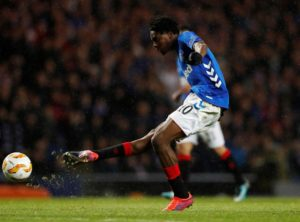 Ovie Ejaria says he wants to weigh in with more goals and assists for Rangers in the weeks ahead.