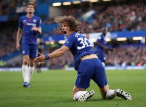 David Luiz says Chelsea will not allow their Premier League title challenge to be derailed by Sunday's 0-0 draw with Everton.