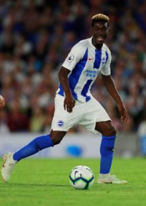 Brighton midfielder Yves Bissouma looks set to miss Mali's African Nations qualifier after losing his paperwork.