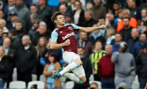 West Ham defender Aaron Cresswell is hoping the team can keep their good run of form going and push up the Premier League table.