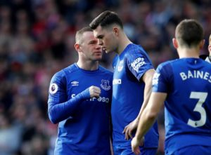 Michael Keane claims his former Everton team-mate Wayne Rooney deserves his farewell England appearance against the United States.