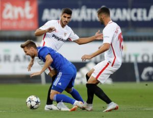 Sevilla are reportedly rejigging their January plans following the injury to Maxime Gonalons.