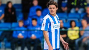 Brighton defender George Cox is hoping to seal a loan move away from the Amex in January after recovering from heart surgery.
