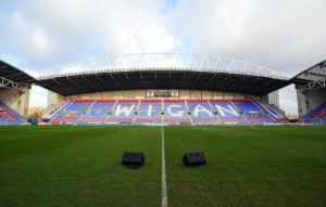 Wigan executive chairman Darren Royle has outlined plans to take the club back to the Premier League as soon as possible.
