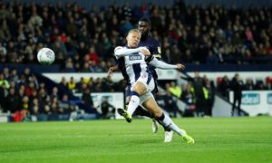 Dwight Gayle says he has thought about the possibility of making his loan move at West Brom permanent.