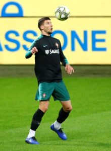 Reports claim Juventus sent scouts to watch Benfica defender Ruben Dias in action for Portugal on Saturday.