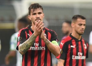 AC Milan's injury troubles look set to continue as it has been confirmed that captain Alessio Romagnoli has suffered a calf problem.
