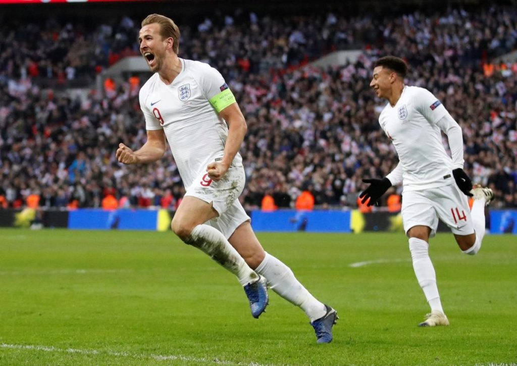 England came from behind to beat Croatia 2-1 at Wembley and reached the semi-finals of the UEFA Nations League after winning Group A4.