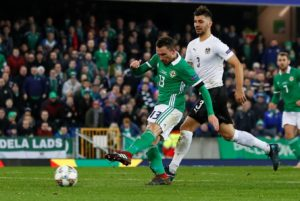 Corry Evans says there are positives to take from Northern Ireland's UEFA Nations League campaign even though it ended in relegation.