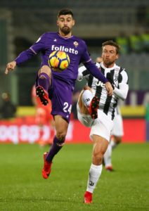 Marco Benassi insists he remains happy at Fiorentina and he is targeting European qualification with the Viola this season.