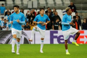 Marseille's Duje Caleta-Car admits he has yet to find his best form since joining the club.