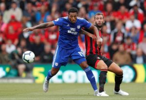 Nathaniel Mendez-Laing has handed Cardiff a timely injury boost as he played for the first time since August for the U23s on Monday.