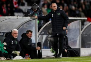 Republic of Ireland are on the lookout for a new manager to lead them to Euro 2020 after Martin O'Neill stepped down on Wednesday.