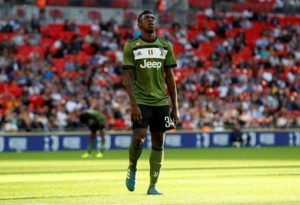 Marseille's reported pursuit of Moise Kean appears to be over following the comments made by Juventus boss Max Allegri.