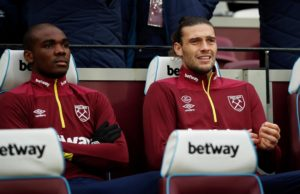 Issa Diop says Andy Carroll's return to the West Ham first-team fold will give them a new dimension in attack.