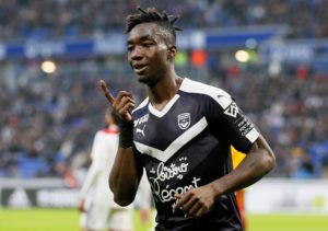 Bordeaux loanee Yann Karamoh is edging closer to joining on a permanent basis, according to reports.