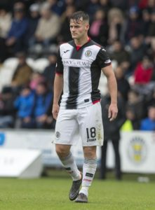 St Mirren are without striker Danny Mullen and midfielder Kyle Magennis for the visit of Aberdeen in the Ladbrokes Premiership on Saturday.