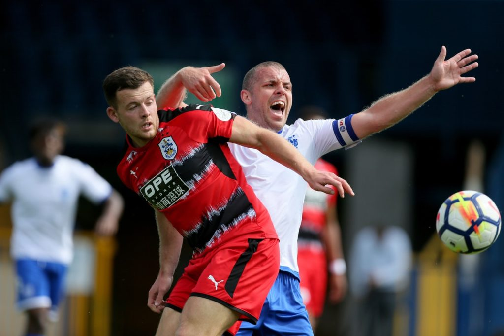 Bury will have Stephen Dawson available for the visit of Exeter.