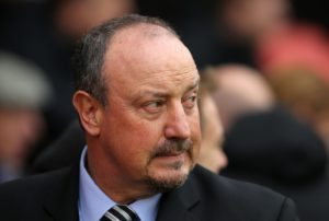 Sitcom fan Rafael Benitez has issued his Newcastle troops with a 'don't panic' message as he targets a busy Christmas period.