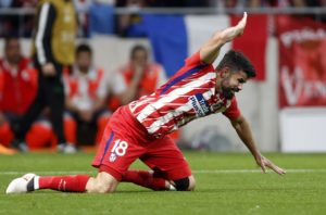 Atletico Madrid manager Diego Simeone has confirmed Diego Costa will be out of action until February.